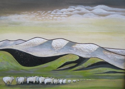 Sheep Clouds