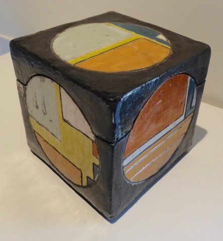 Lidded Box series
