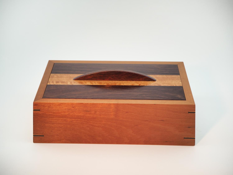 Ziggurat Box