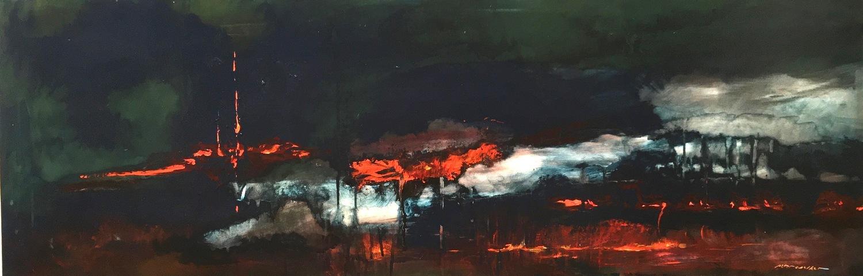 Night Burns