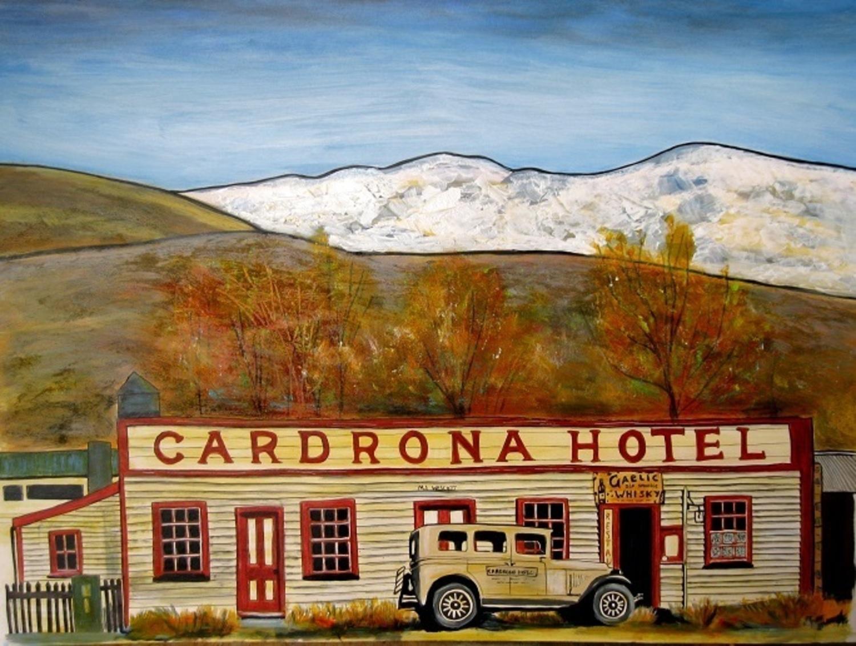 Print - medium - Cardrona Hotel