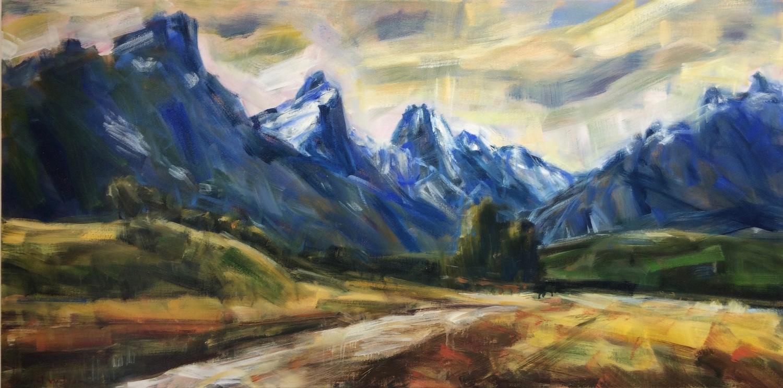 Humboldt Range Glenorchy