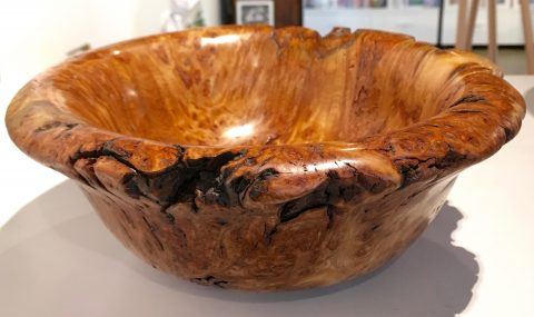 Tawhai Burr Bowl