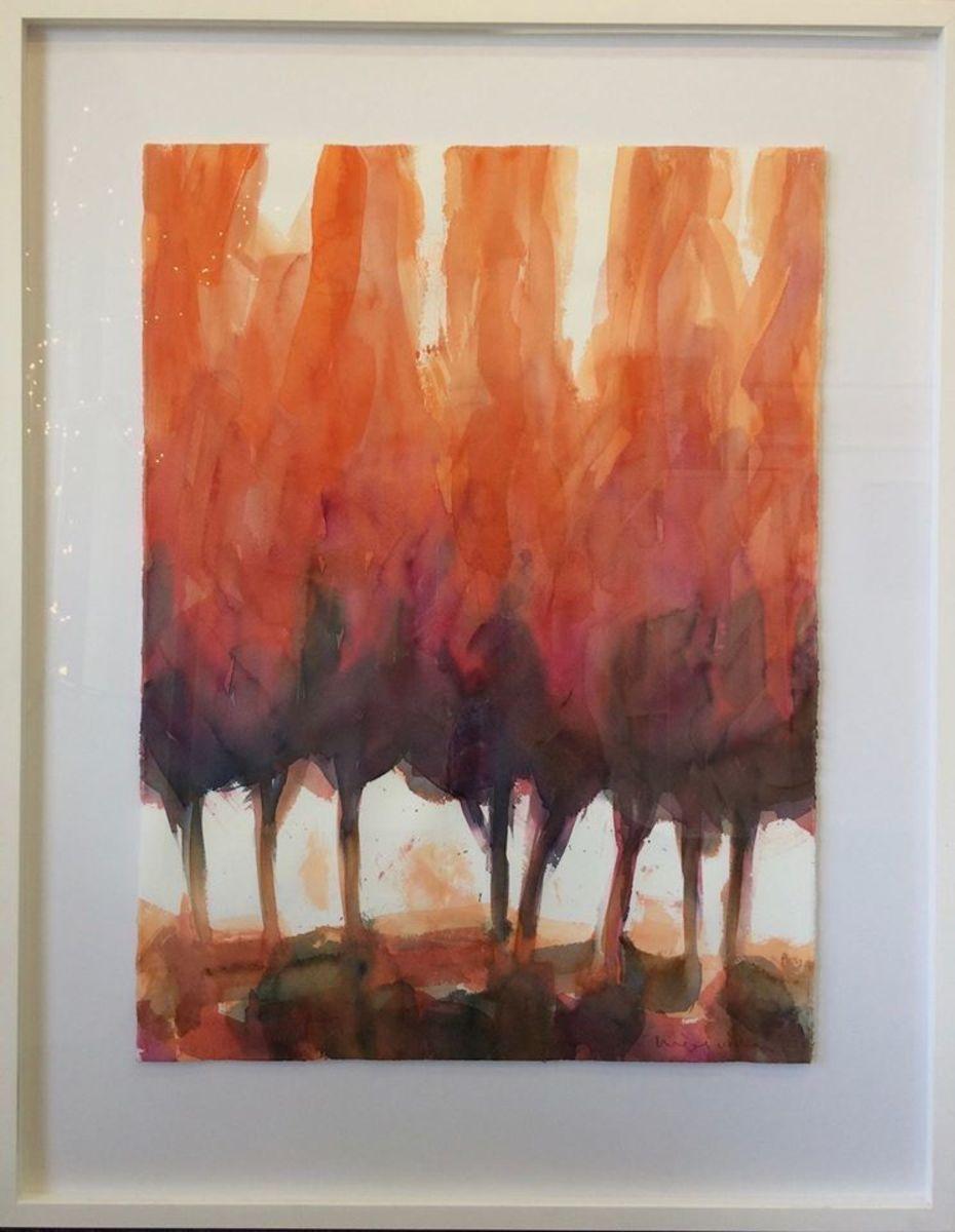 Orchard Series - framed