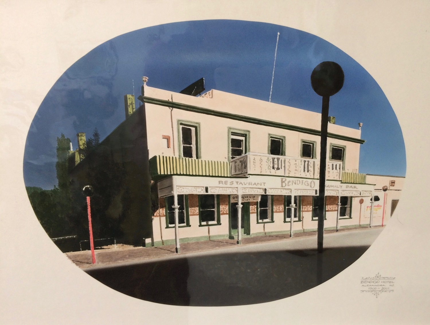 The Old Bendigo Hotel, Alexandra