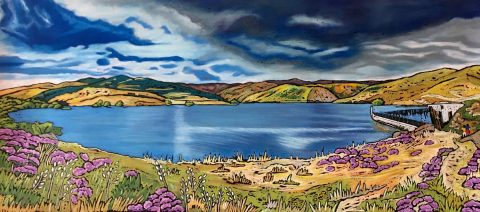 Fraser Dam, Central Otago
