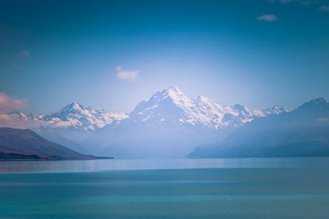 Mt. Cook, Southern Alps, Mckenzie Country