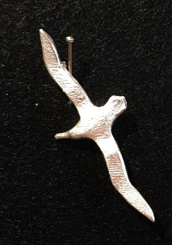 Albatross Brooch