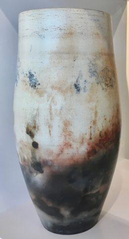 Saggar Vase