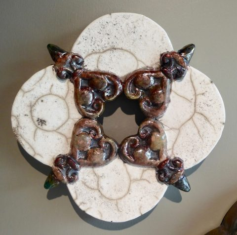 Quatre Foil Series -Arrowtown - Forged in Clay Exhibition