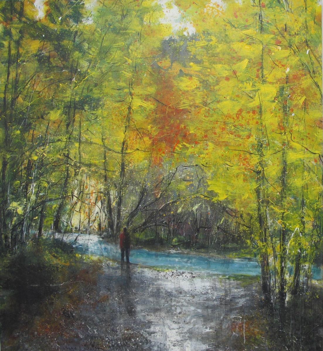 Arrowtown River Walk - Overture solo exhibition