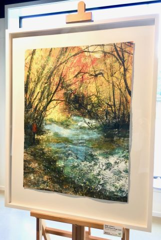 Arrowtown River Walk - Overture Solo Exhibition
