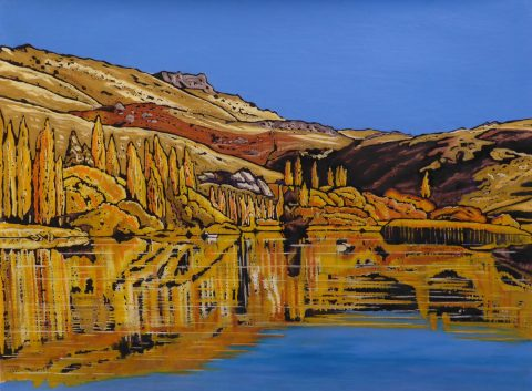 Butchers Dam, Central Otago