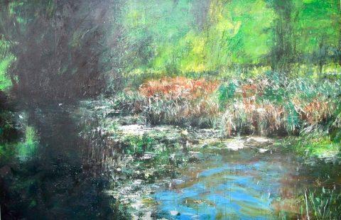 Wilson's Pond - Overture Solo Exhibition