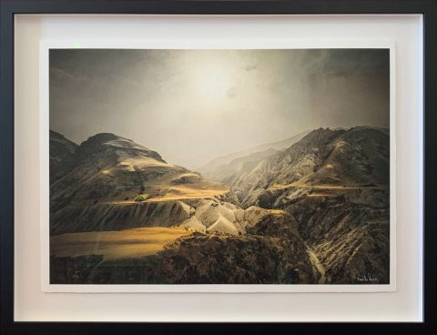 Stony Creek Skippers tailings - East Meets West Solo Exhibition
