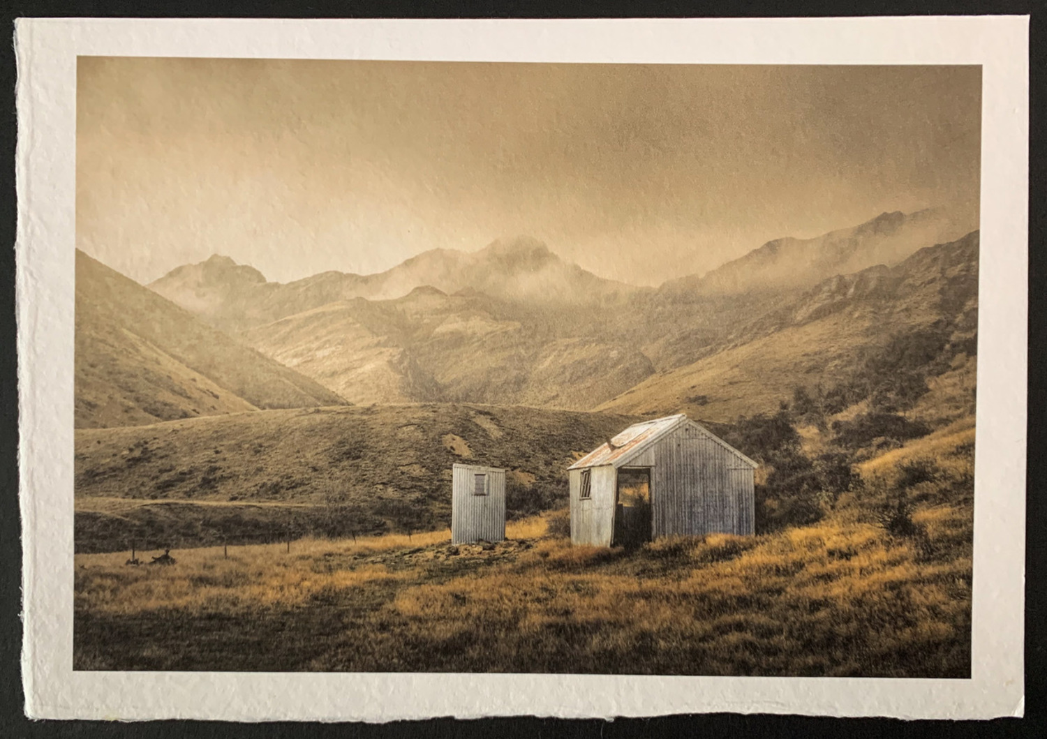 The Musterers Hut - East Meets West Solo Exhibition