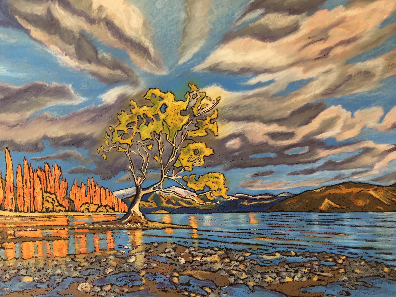 Wanaka Tree, Central Otago