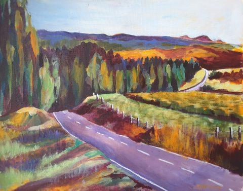 Springvale Road -solo exhibition -
