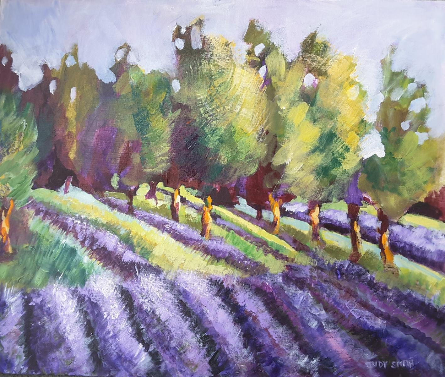 Lavender Farm -solo exhibition -