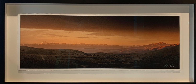 When Dusk Meets the Alps - East Meets West Solo Exhibition