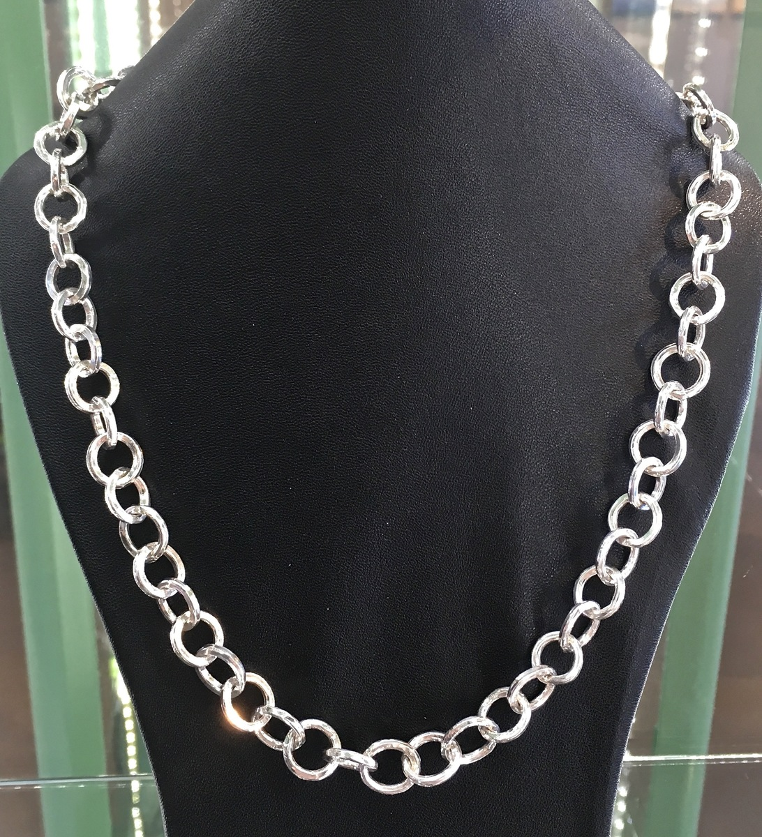 STERLING SILVER CHAIN (6062)