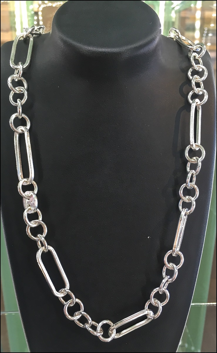 STERLING SILVER CHAIN (6009)