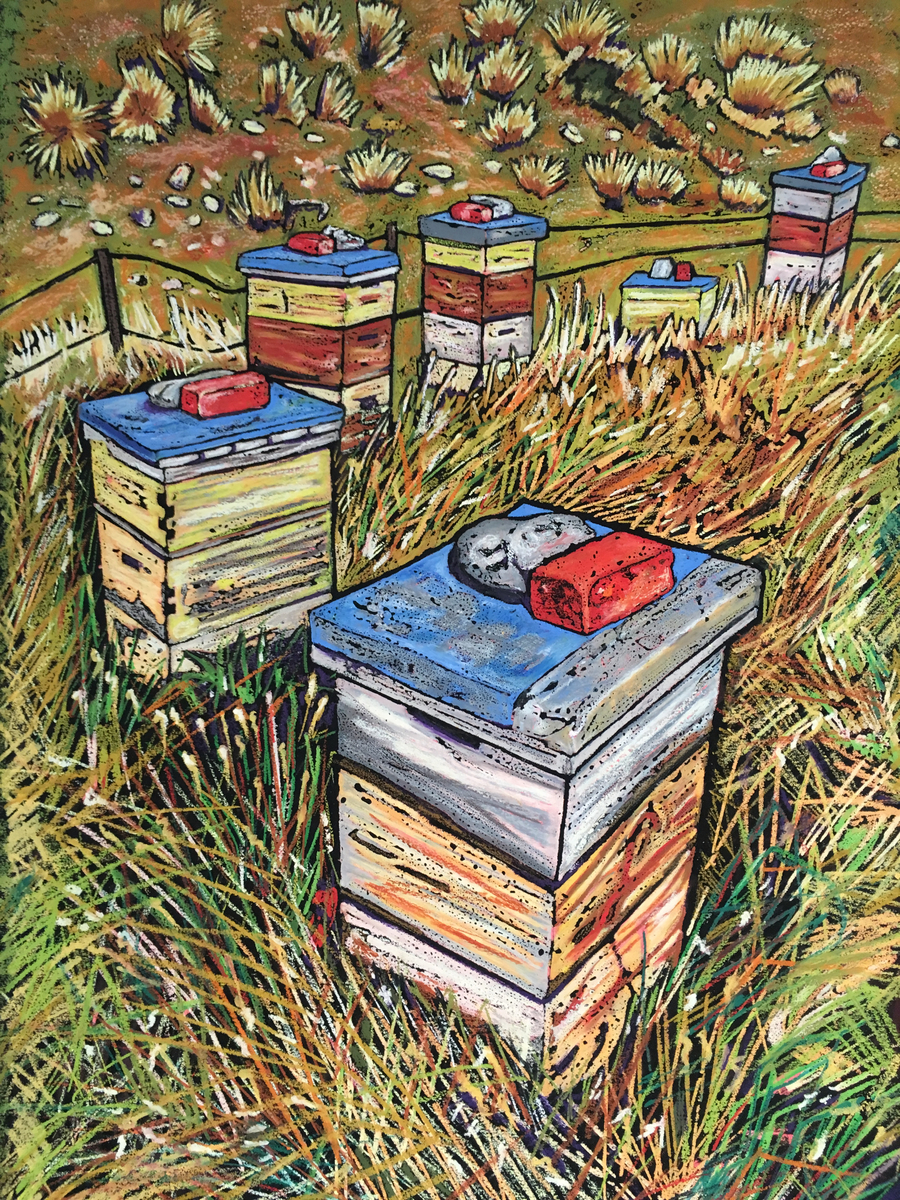For the Bees - Central Otago