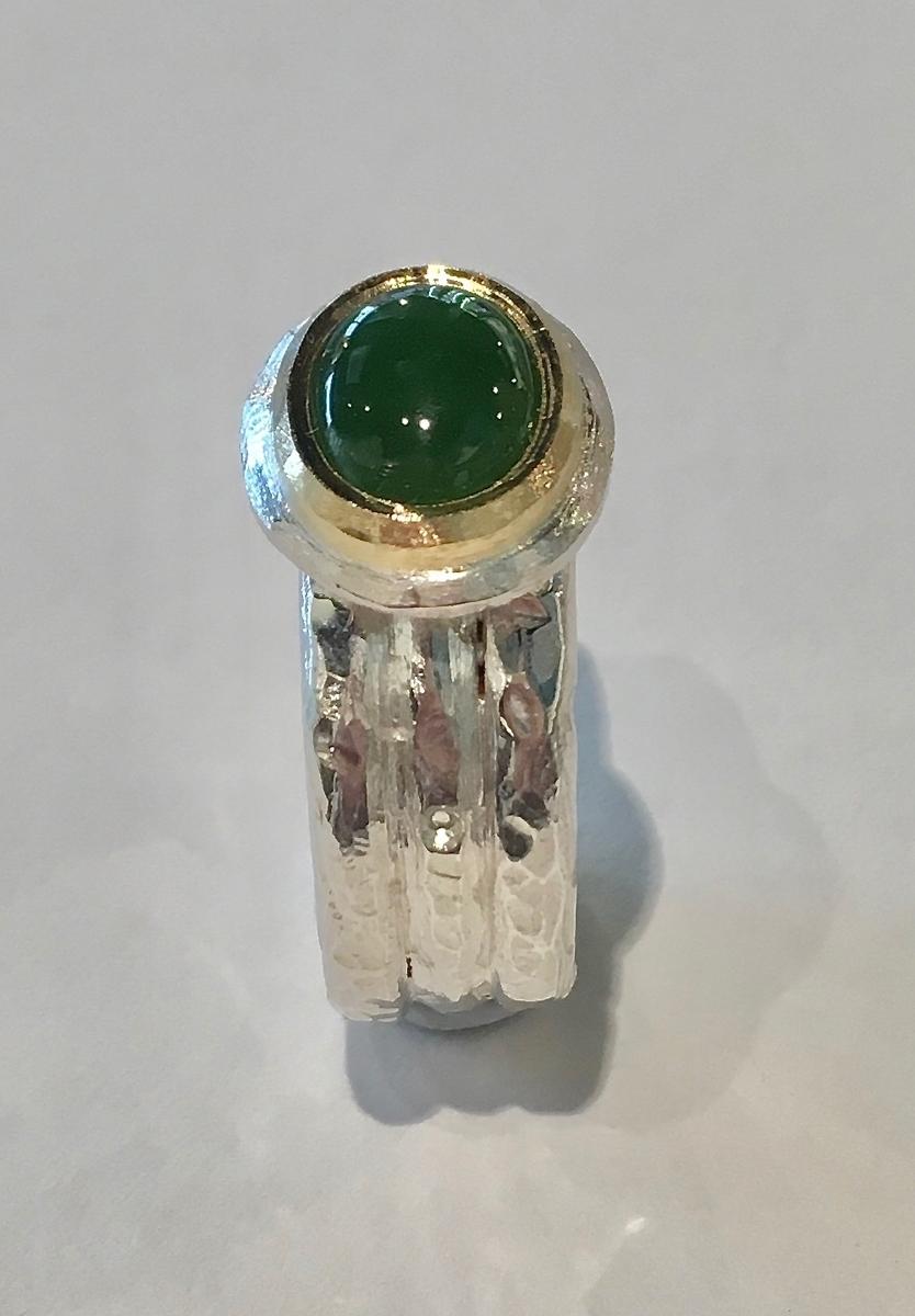 Nephrite Ring (6052)