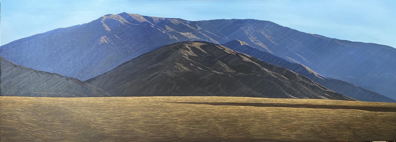 Morning Shadows, Dunstan Range