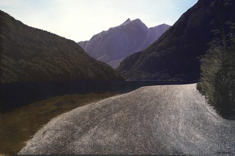 Lake MacKinnon, Fiordland - Timeless Vistas Solo Exhibition