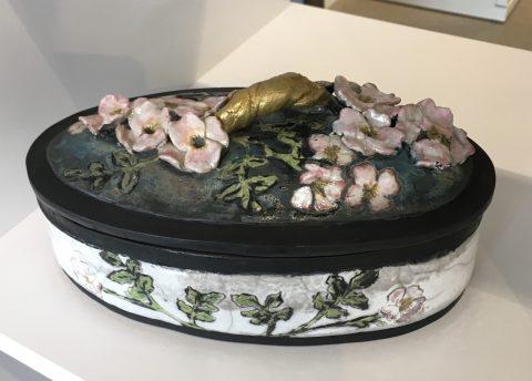 Briar Herb Lidded Box
