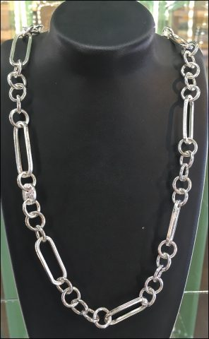 STERLING SILVER CHAIN (6125)