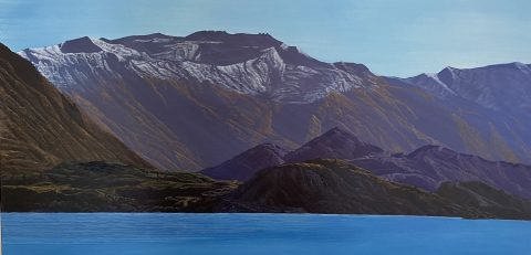 Treble Cone, Wanaka - Timeless Vistas Solo Exhibition