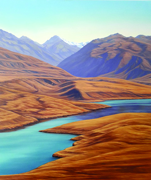Lake–Alexandrina by Sheena Lassen
