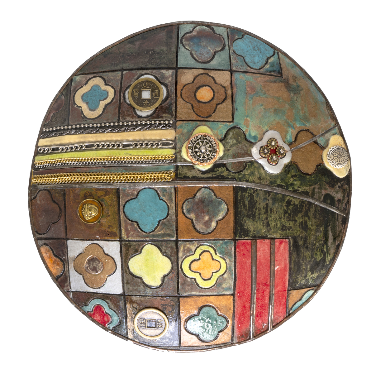 Quattro Series Wall Disc II -