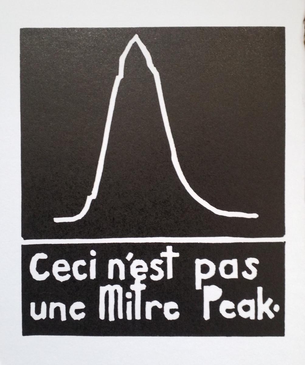 Ceci n'est pas une Mitre Peak - Covid -19 - NZ's Curve