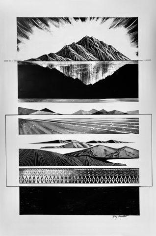 Winter Land Patterns