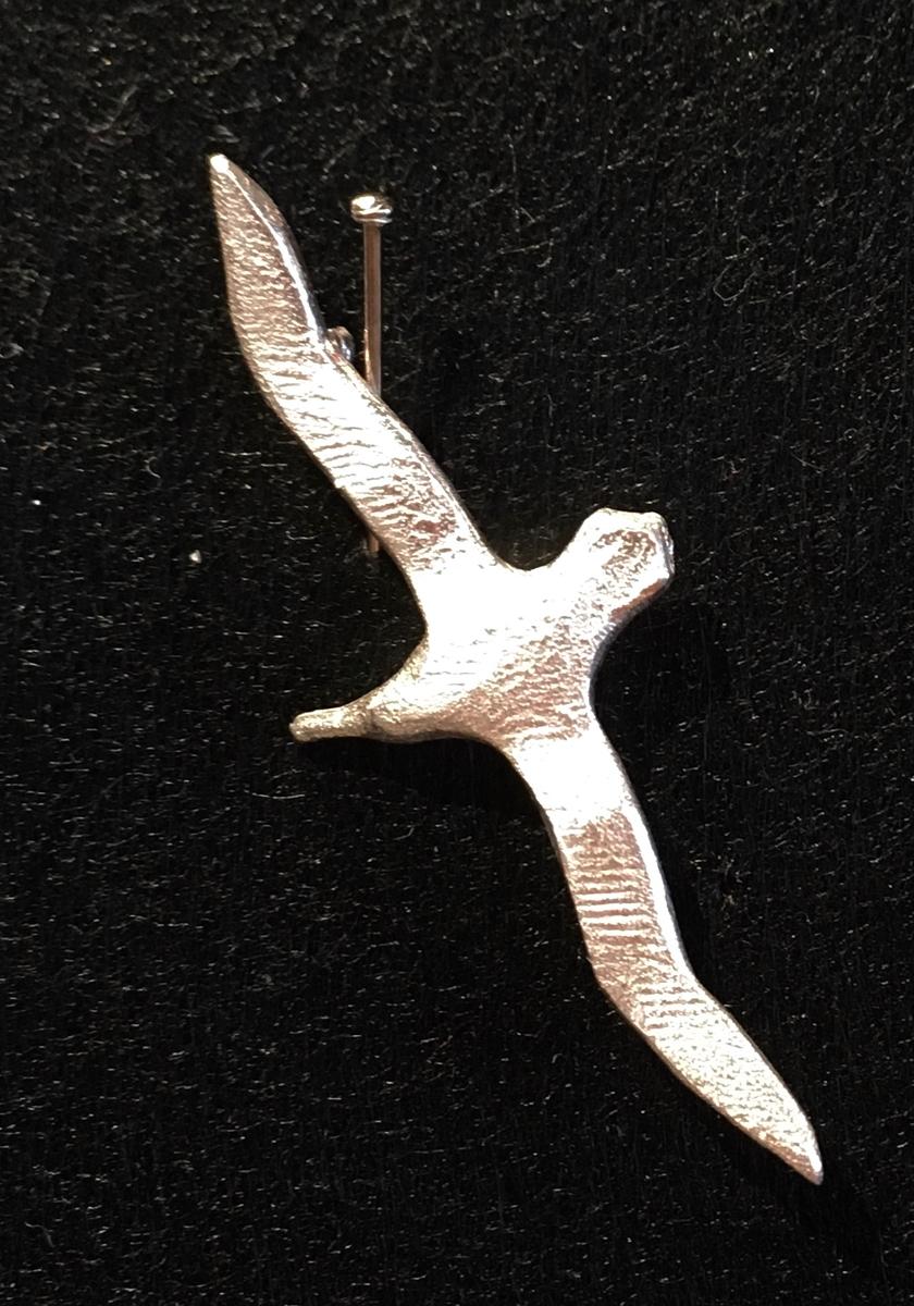 Albatross brooch