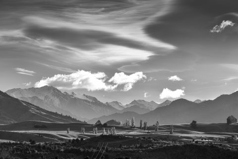 Beyond Mt. Iron, Wanaka - limited edition 2/5