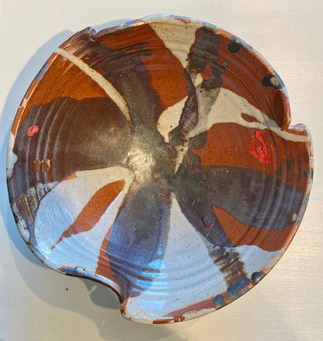 26cm Shino Bowl