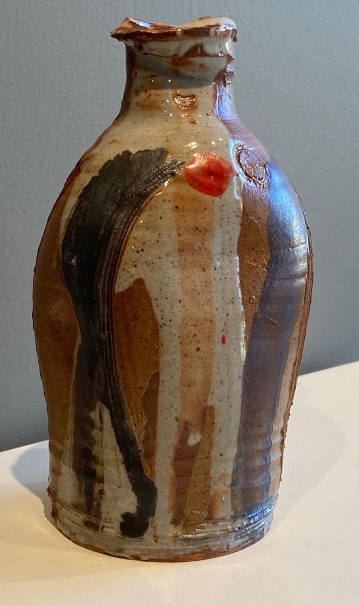 Shino vase - 180mm high