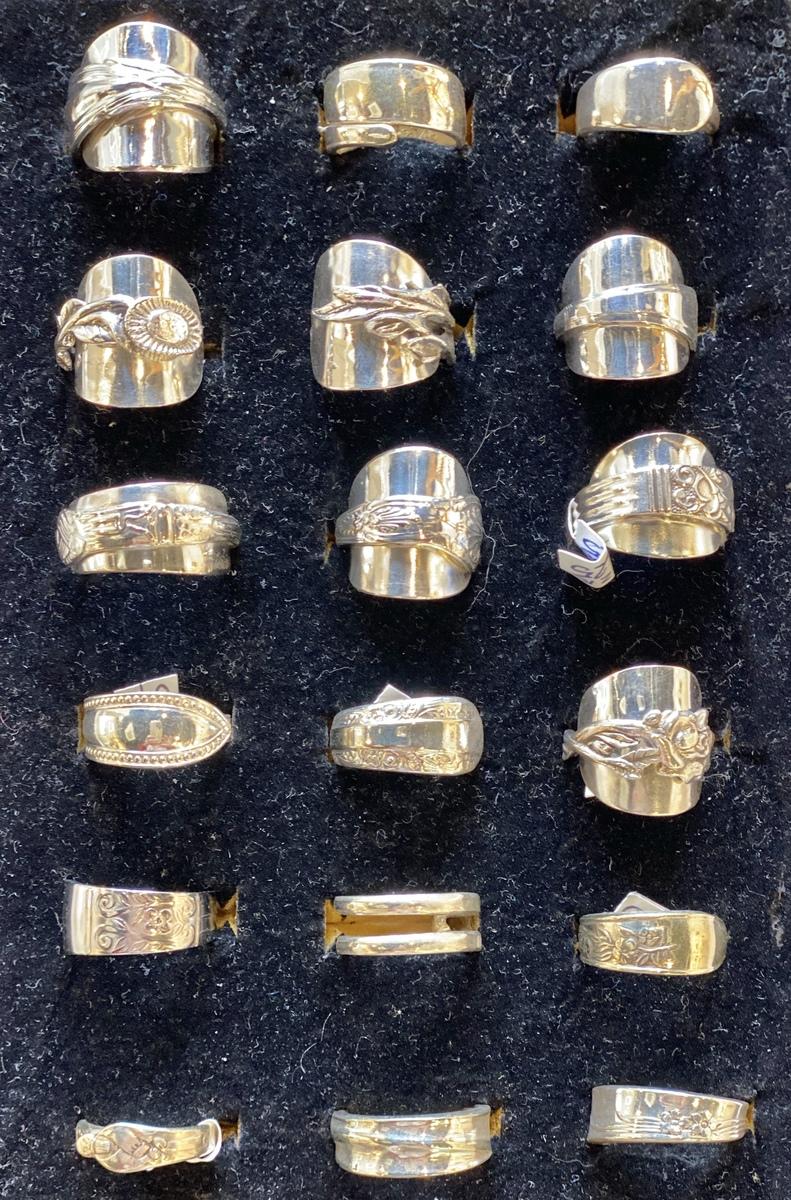 Rings ($80 each ring)