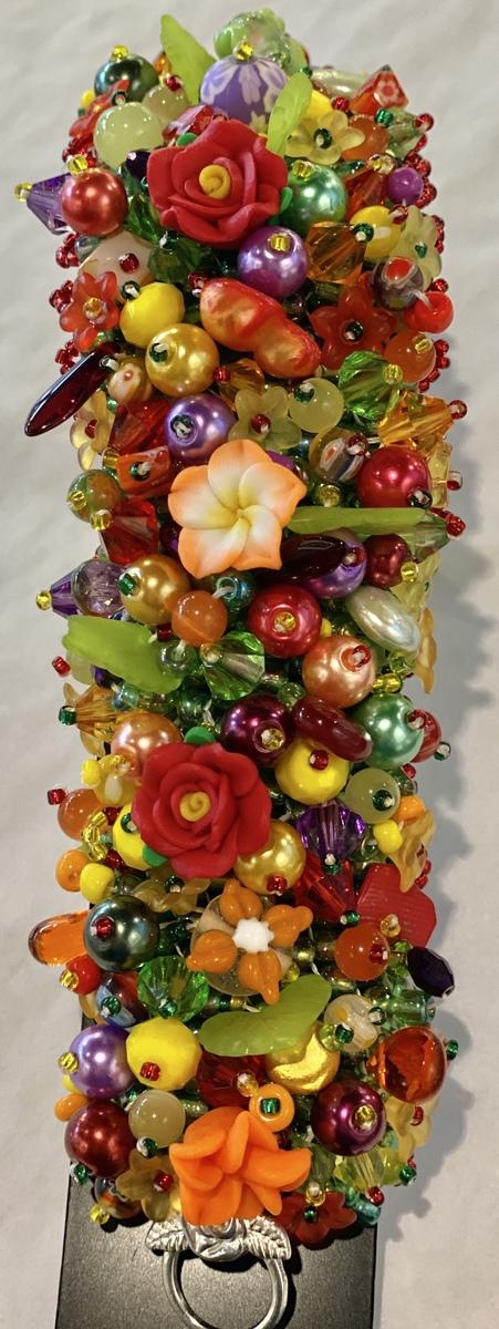 Multi colour bracelet (wide band)