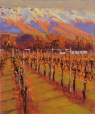 Autumn Vines, Cromwell