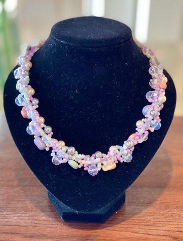 Pastels necklace