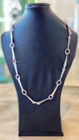 Stg. silver Chain (6228)