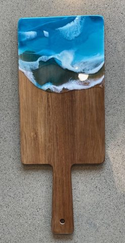 Cheese board (small)