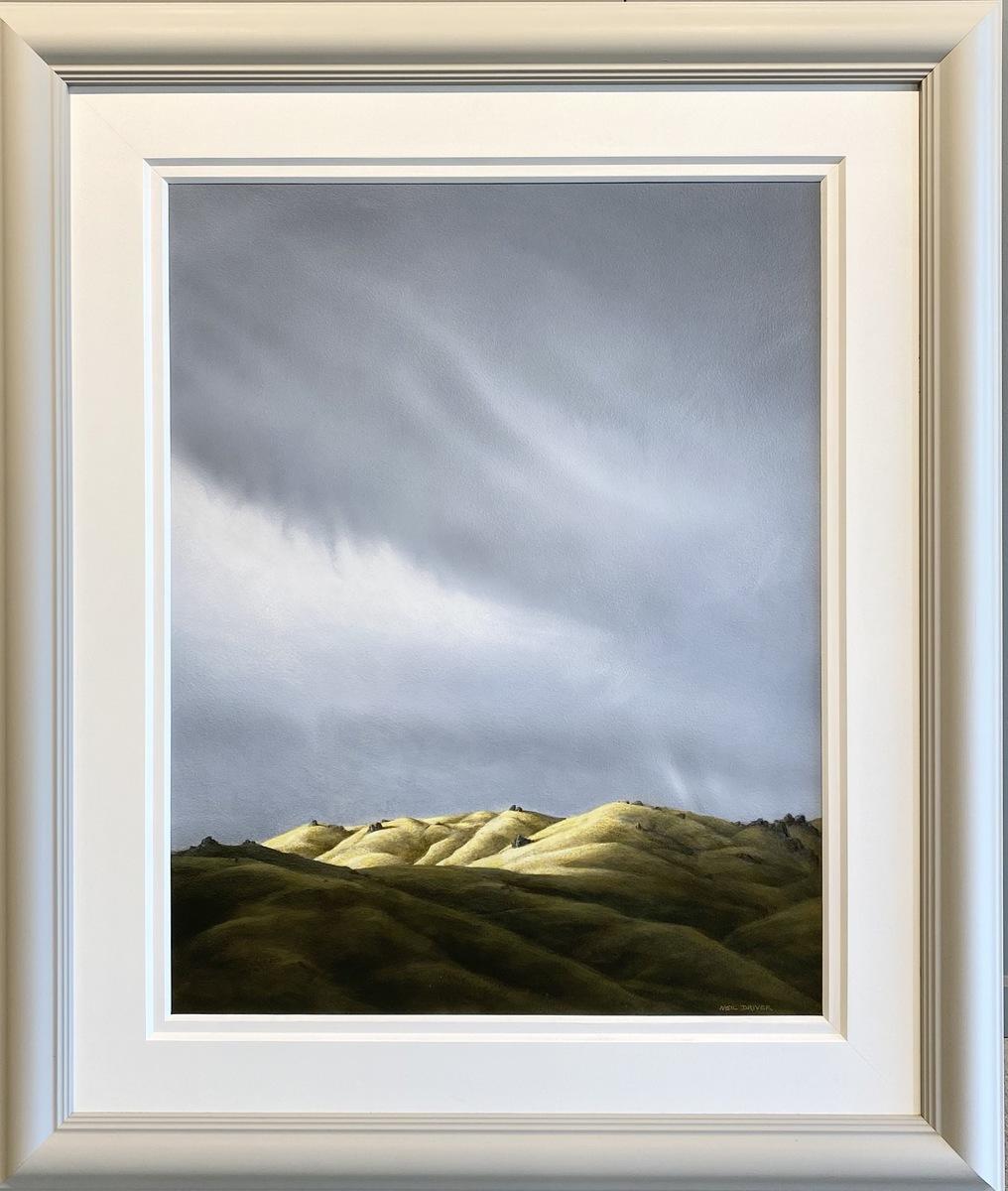 Evening Rain, Cairnmuirs