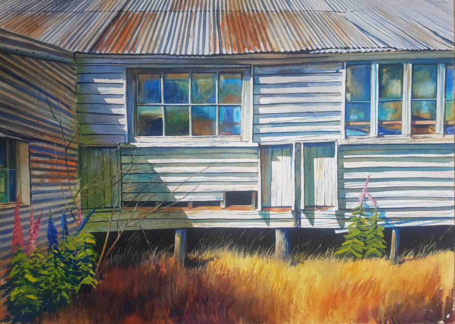 The Woolshed, Tarras