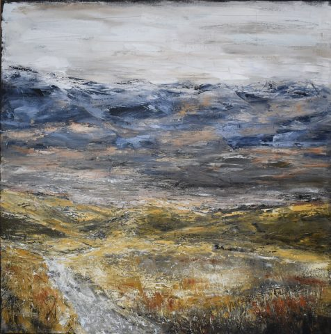 Illustrious Land Series - solo exhibition